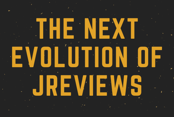 The next evolution of JReviews