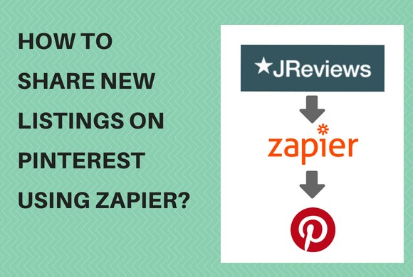 How to share new listings on Pinterest using Zapier