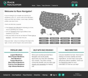 Race Navigator