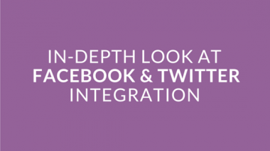 Intro #6 - Taking an in-depth Look at the JReviews integration with Facebook & Twitter
