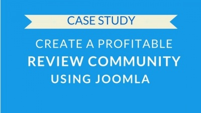 Create a profitable review community using Joomla