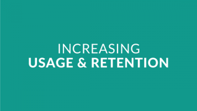 Intro #9 - Increasing Site Usage and Visitor Retention